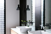 Bathrooms / Elements of bathroom design that appeal to me