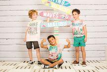 Colección Fresh Beach SS16 / Colección ideal para dar un toque fresco al Look de tus peques ;)