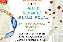 Dwarka Gems Participate In SUMMER MIAMI MELA / Dwarka Gems Participate In SUMMER MIAMI MELA - 1st MAY TO 10th MAY