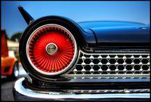 US Cars / Amerikanische Oldtimer, US Car Meetings / by Sylvia L.
