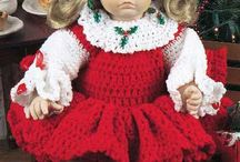 doll s and doll clothes / by charlene ferraro