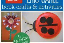 Kinderboekenweek / Activiteiten rondom boeken