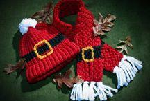 Christmas Patterns (Knit & Crochet)
