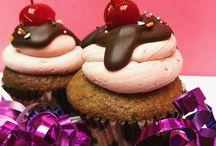 Clyde's Cupcakes Instagram Posts