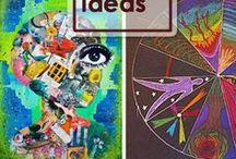 ++ ARTTHERAPY Ideas- for Seniors