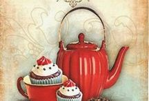 CRAFT PICS Coffee & Tea / This Board has a huge variety of Coffee, Tea or other beverage pics to inspire and use perhaps in craft projects.
