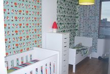 Shared kids room / by Pieces of Me NL