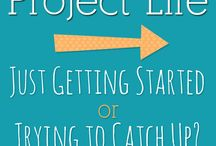 Project life hobby / by Kristin Wood