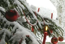 Christmas - Pretty as a picture  / Christmas trees and decorations