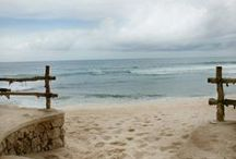 Sea,sand and sunshine
