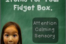 Attention & Sensory issues in Preschool & Toddlers