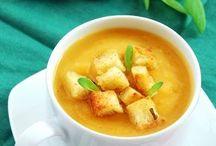 Zupy i przyprawy