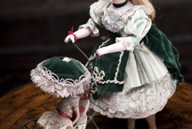 Antique Mechanical Dolls