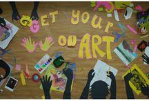 Art Room Display & Bulletin Board Ideas