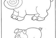kreslenie pre deti - designing