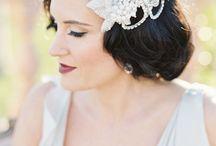 Bruid: Bruidskapsel / by Maaike