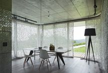 Interiors / by Simon Cookes