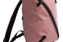 NIID UNO II Backpack / Minimalistic uni-body design. One piece of fabric, one zipper, one backpack.
