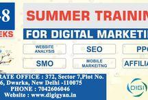 Summer Training For Digital Marketing