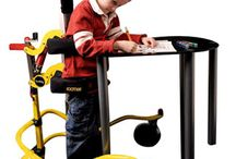 Walking / Disabilitiy aids for children suffering with mobility. We provide three of the best walkers on the market which will help children with postural support indoors and out!