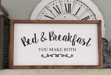 Bed & Breakfast...