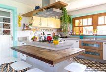 Cozinha de João e Lívia