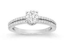 Diamond Rings / Grown Diamond engagement rings, right hand rings, and more. http://www.puregrowndiamonds.com