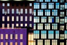 Fasader Höga Hus