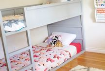 IKEA KURA BED IDEA