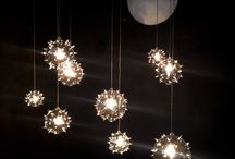 Creative lighting / Design lights. Creative lighting fixtures.