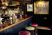 pub - bar