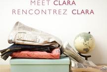 Meet Clara... / by RW&CO.