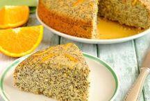 has haslı portakallı kek