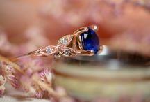 Engagement Rings & Wedding Rings | Inspiration & Portfolio / AlliChelle Photography | Utah and Southern California Wedding Photographer