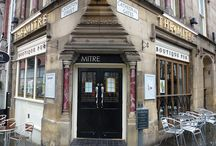 The Mitre - Manchester / Interior ideas