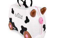 Maletas para niños / Te presentamos las maletas infantiles de Trunki que están disponibles en nuestra tienda online