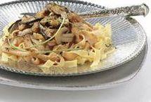 Recipes: Dinner Pasta / by Mijke Alberts-van Gastel