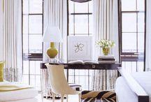 Home, Window Treatment