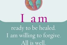 Affirmations & Quotes / Encouraging Affirmations and Quotes