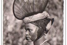 Coiffure d'hier, #CultureGuinee