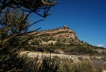 Monte Arabí / Imágenes e información de este enclave arqueológico