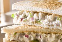 Tuna salads