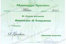 Studio Benessere Milano / STUDIO PRIVATO Massaggi Decontratturanti, Massaggi Sportivi, Massaggi rilassanti, Massaggi Circolazione