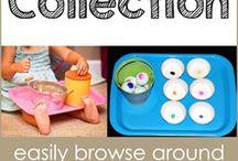 Montessori toddler lessons / Montessori Toddler