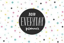 agenda 2017 imprimible gratis