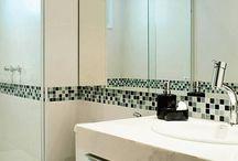 Decoração - Banheiros / Idéias para decoração de banheiros