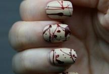 Frightening nails
