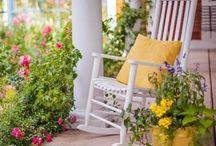 Porch Ideas / by Judy Lawson