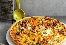 Pizza, Tarte und Co.