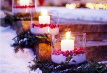 Christmas crafts / by Penny Denny-Triezenberg